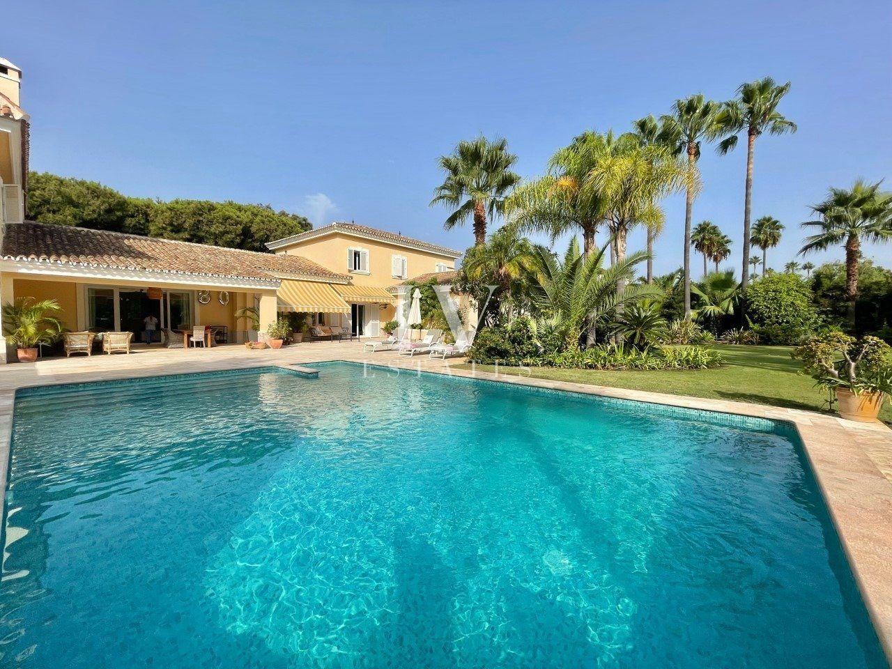 villa en sotogrande · sotogrande---costa 2900000€