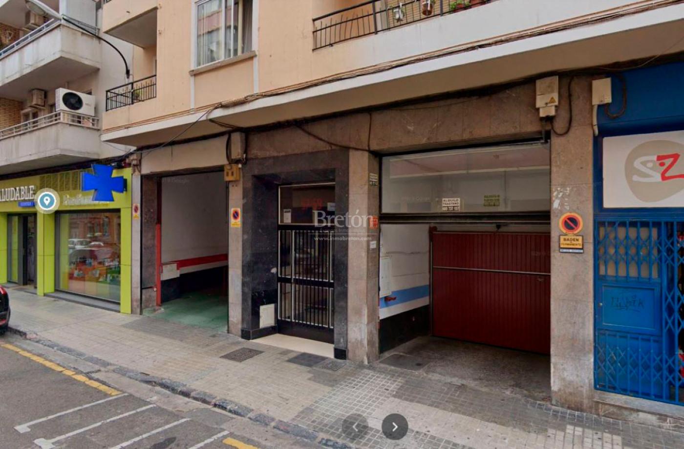 garaje en zaragoza · universidad 30986€