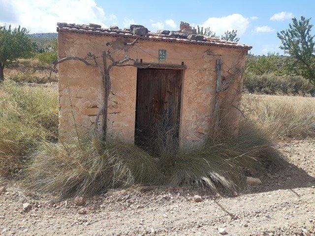 terreno-rural en monovar---monover · pedrera 35000€