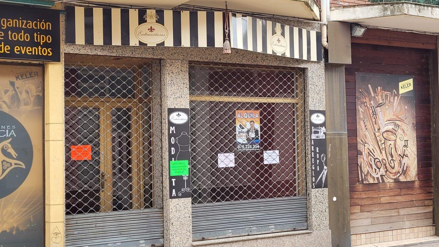 Local en alquiler en Plaza de Toros - Pedrizas, Soria