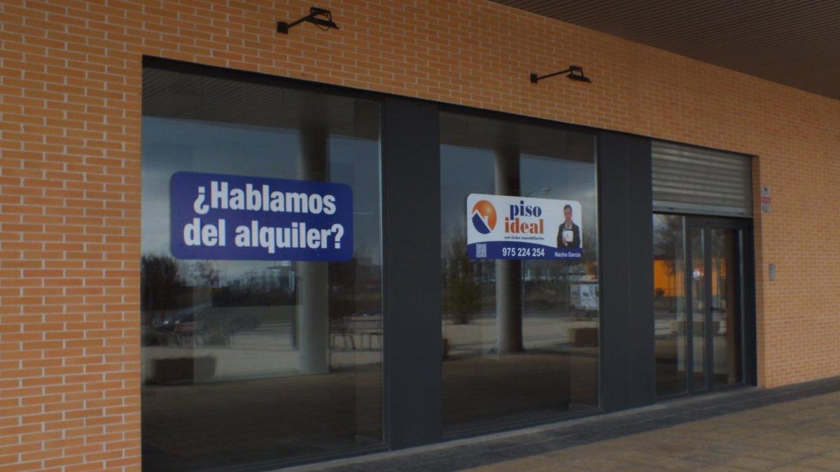 Local en alquiler en Est Autobuses - La Tejera, Soria