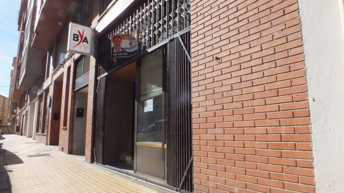 Local en alquiler con 82 m2,  en santa barbara (Soria)