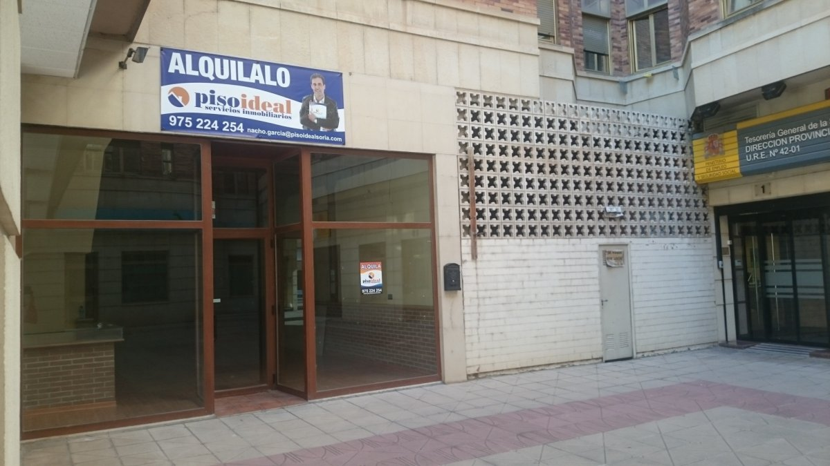 Local en alquiler en C Almazan - C M Vicen, Soria
