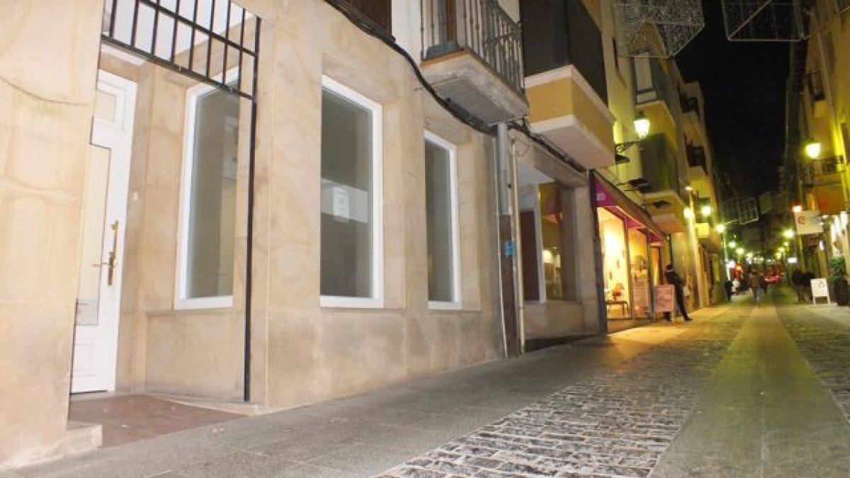 Local en alquiler en Centro - Collado - Sto domingo, Soria