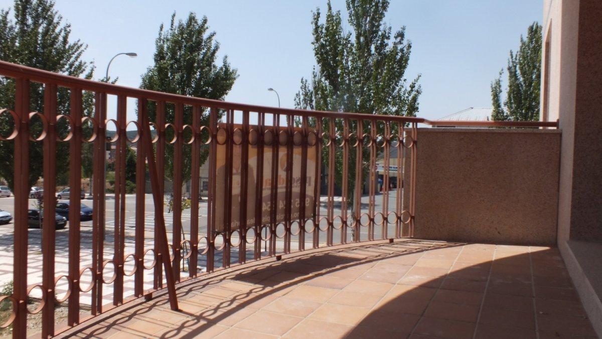 Piso en alquiler en U- 25 -Pisos Verdes, Soria