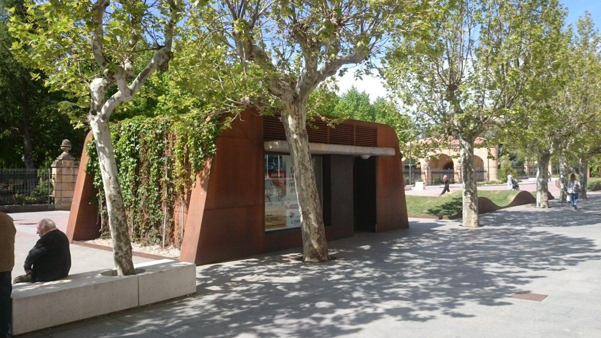Garaje en venta en Espolon -Dehesa, Soria