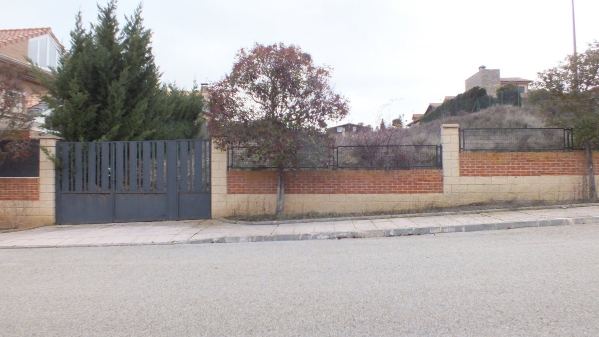 Parcela urbana en venta en Garray