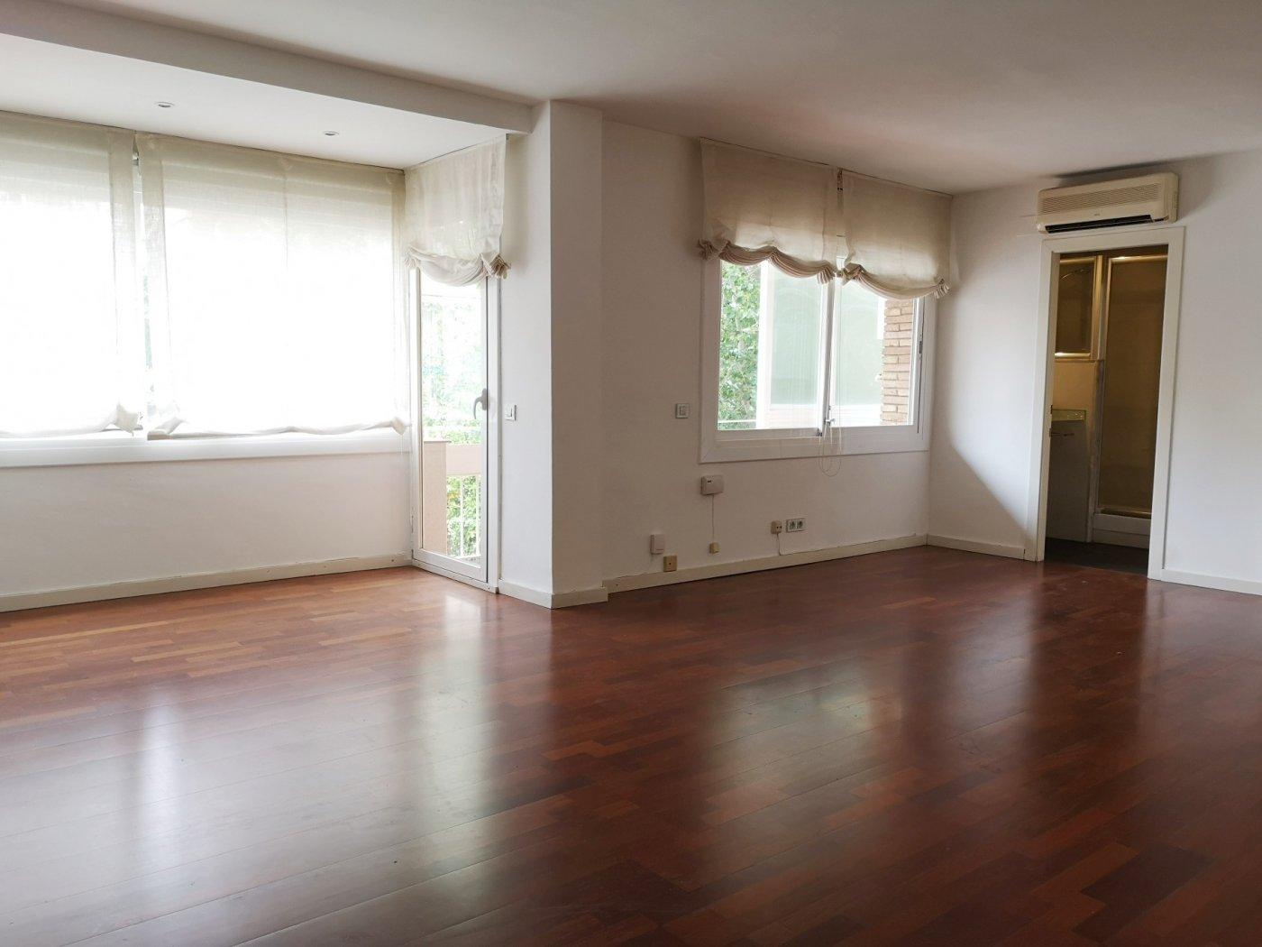 piso en barcelona · sarria 0€
