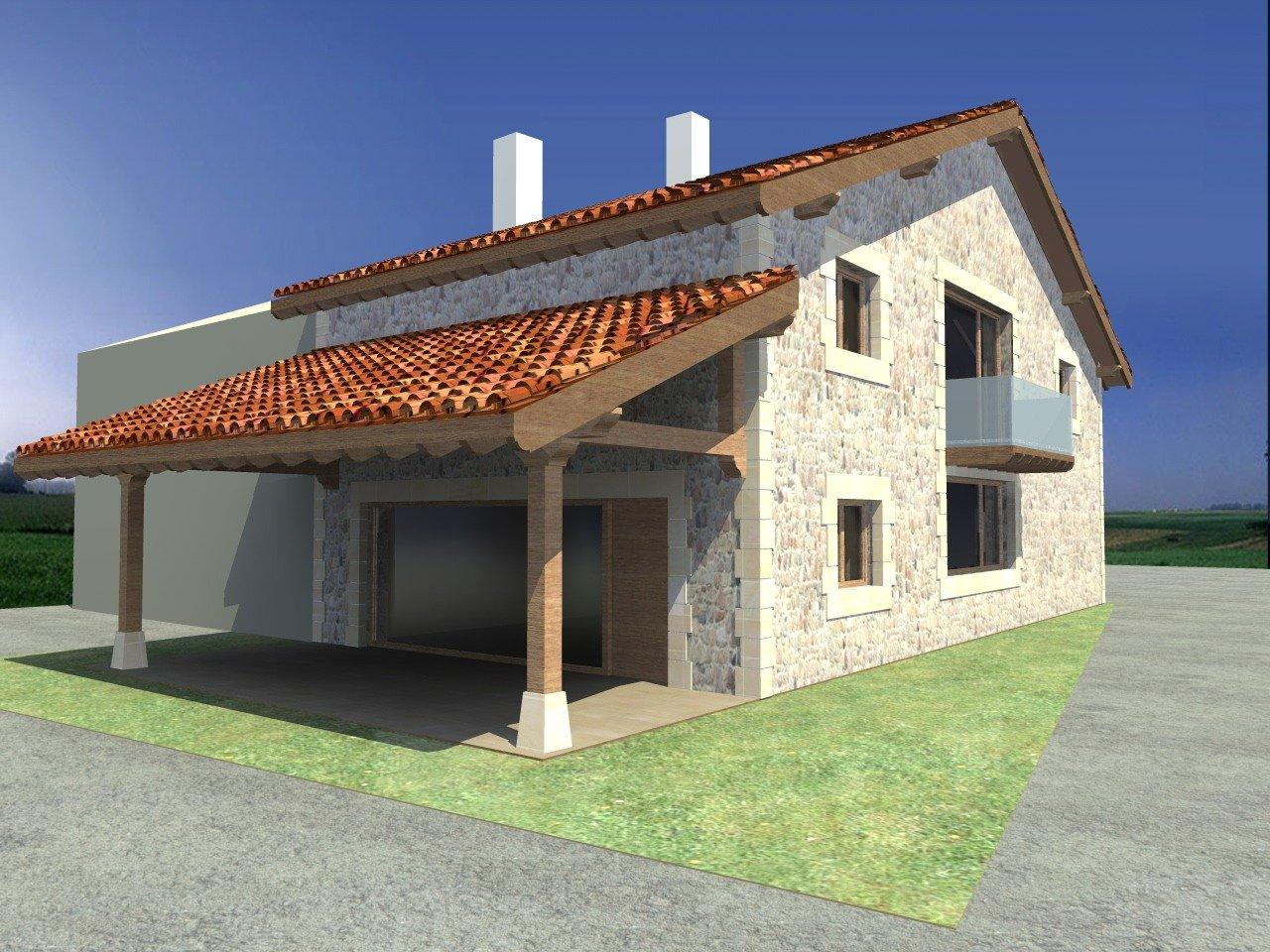 Casa de Pueblo en Valdaliga – 55340