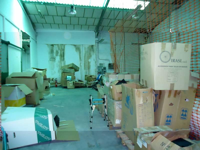 Nave industrial en Arrankudiaga - VIZCAYA