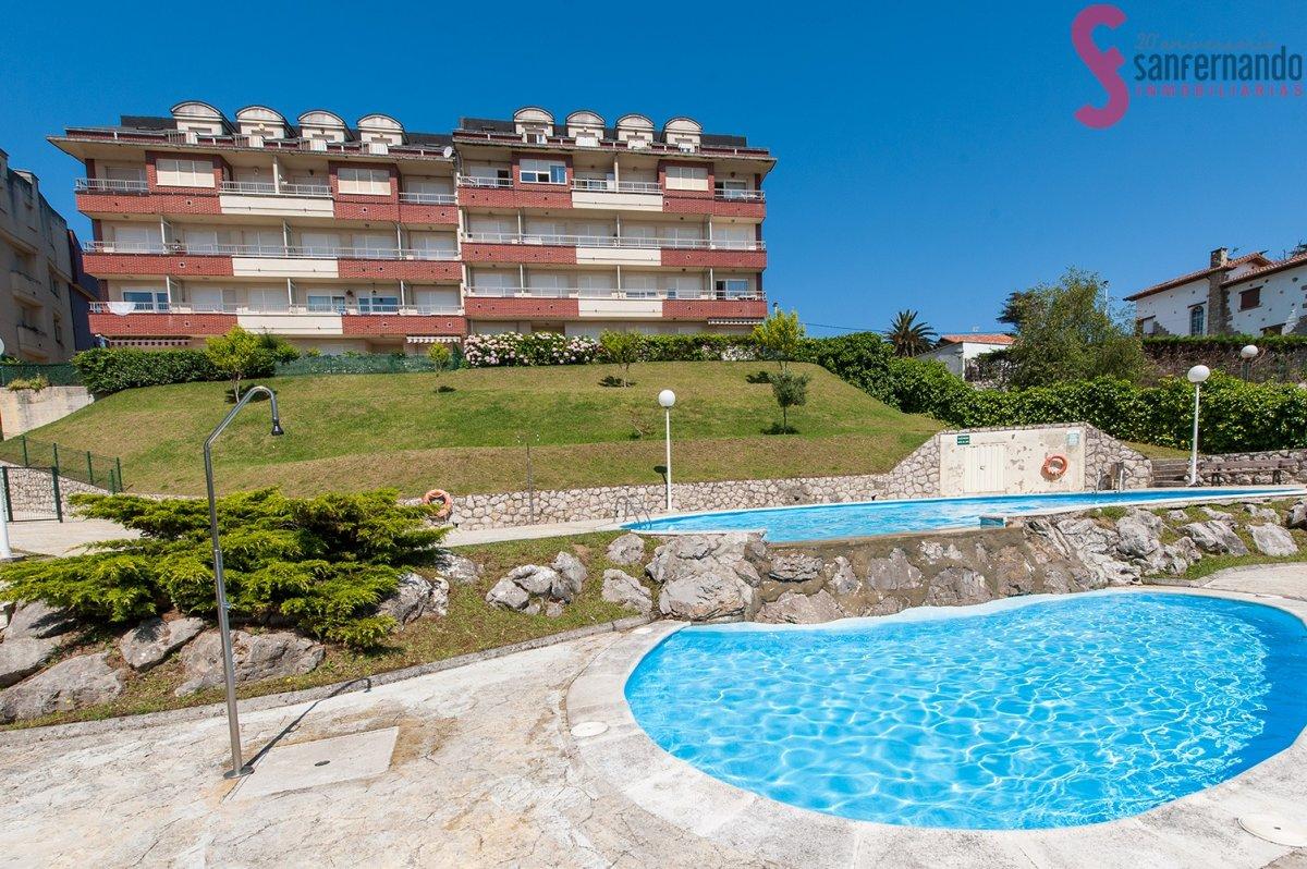 Dúplex en alquiler en Suances  de 2 Habitaciones, 1 Baño y 93 m2 por 500€/mes.