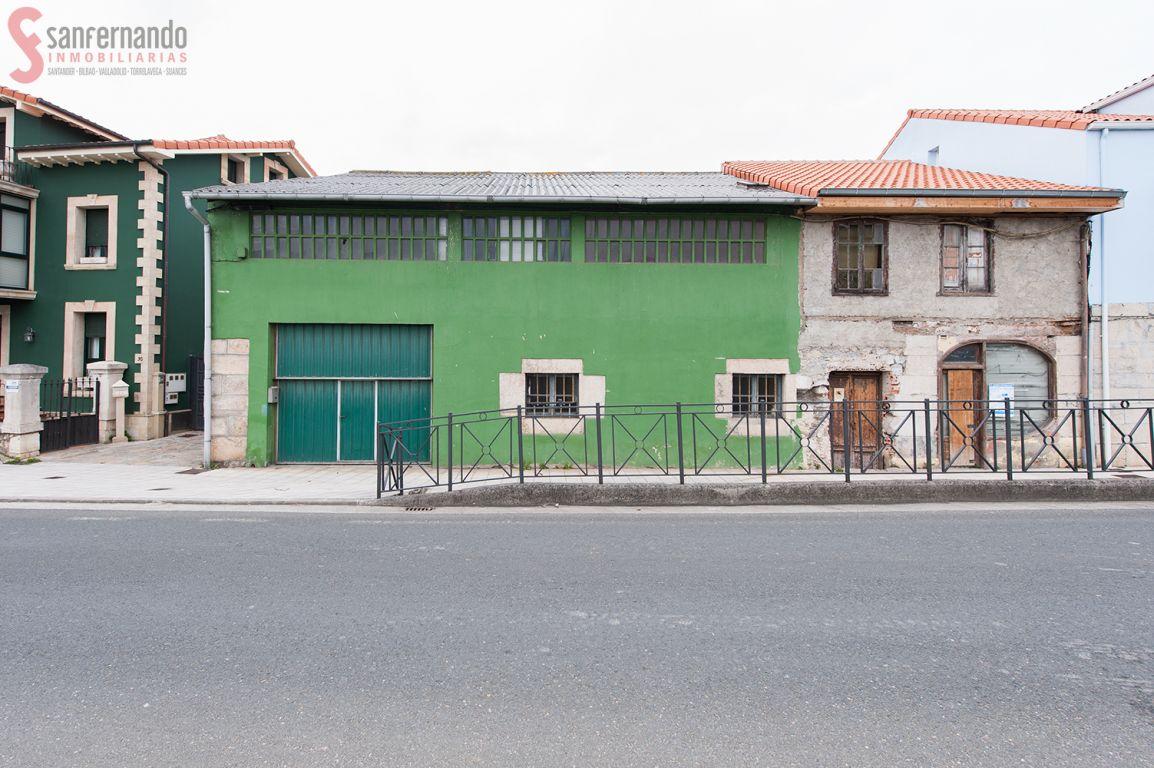Nave Industrial en venta en Santander  de 150 m2 por 129.000 €.