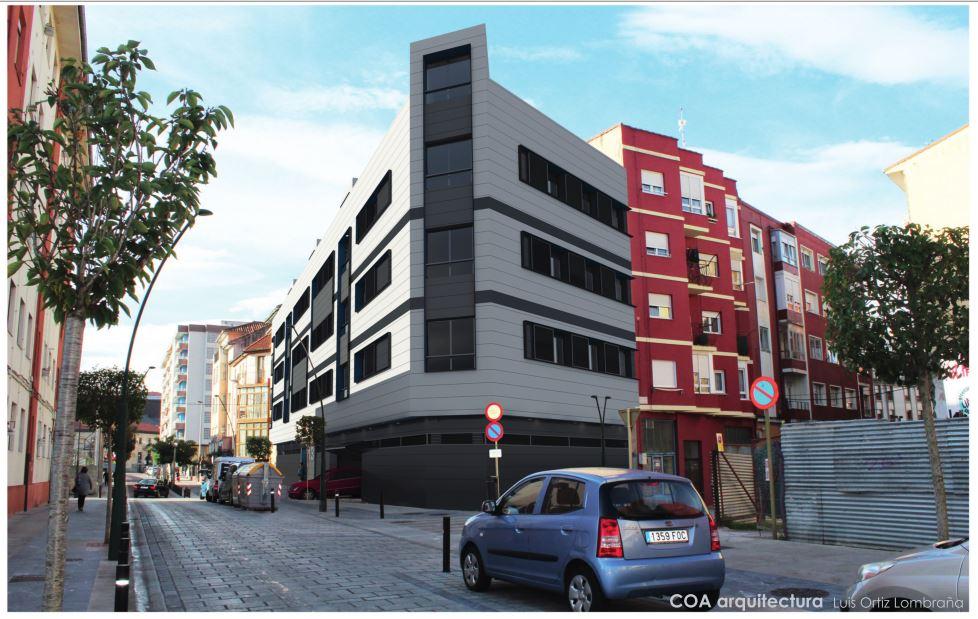 Piso en venta en Torrelavega  de 3 Habitaciones, 2 Baños y 66 m2 por 149.000 €.