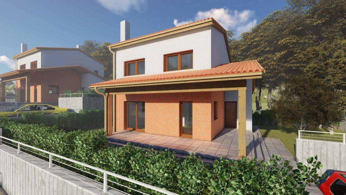 Chalet en venta en Polanco  de 4 Habitaciones, 2 Baños y 126 m2 por 199.500 €.