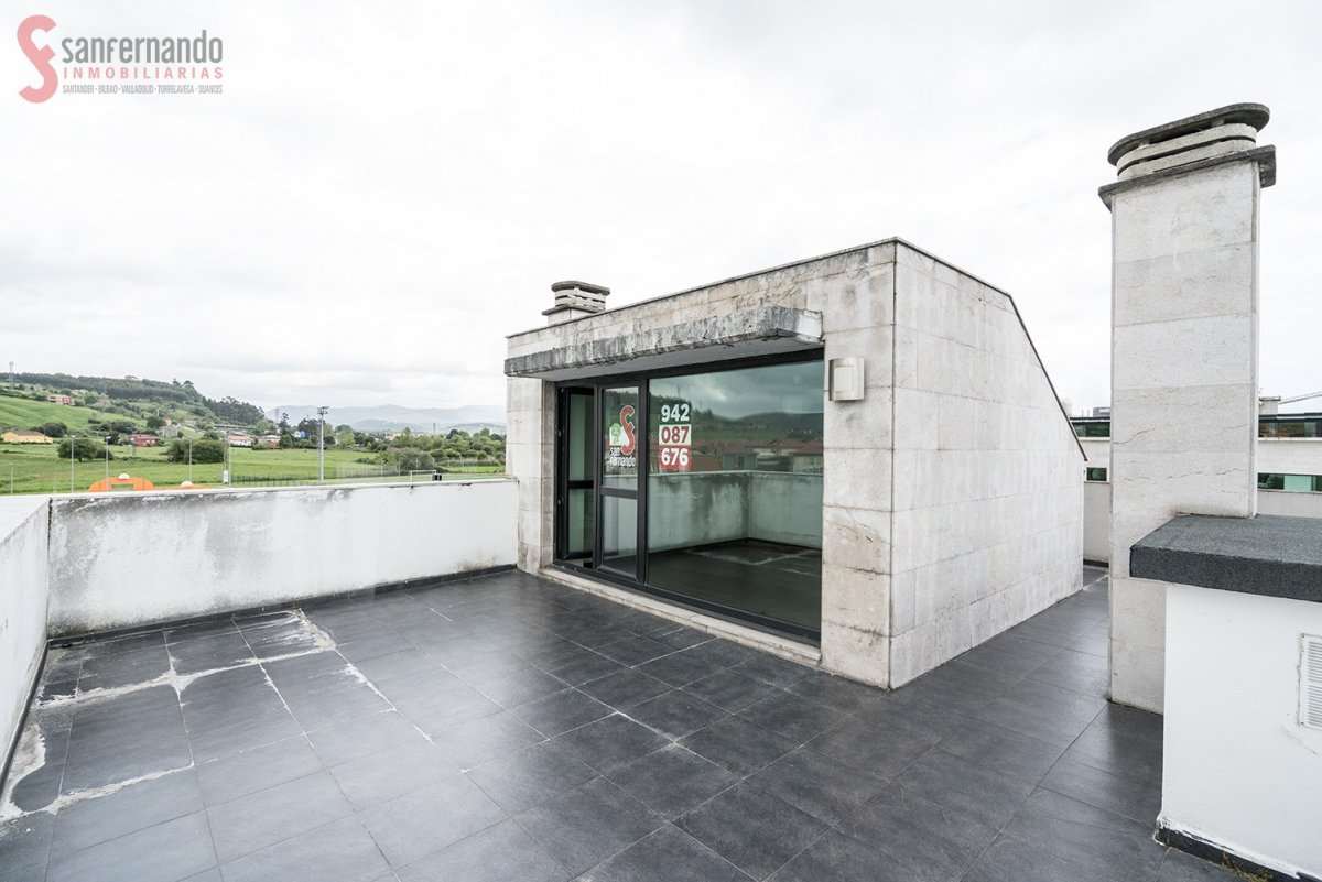 Duplex en alquiler en Polanco  de 3 Habitaciones, 1 Baño y 78 m2 por 450€/mes.