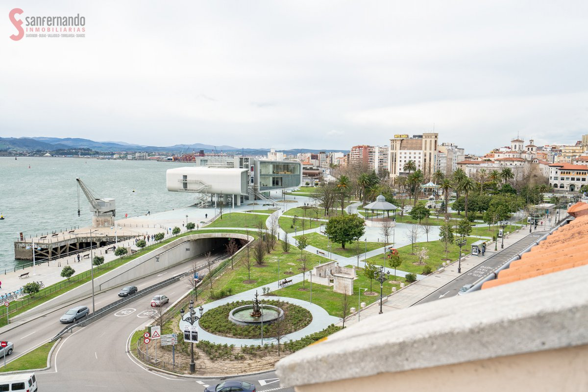 Piso en alquiler en Santander  de 2 Habitaciones, 1 Baño y 75 m2 por 1.000€/mes.