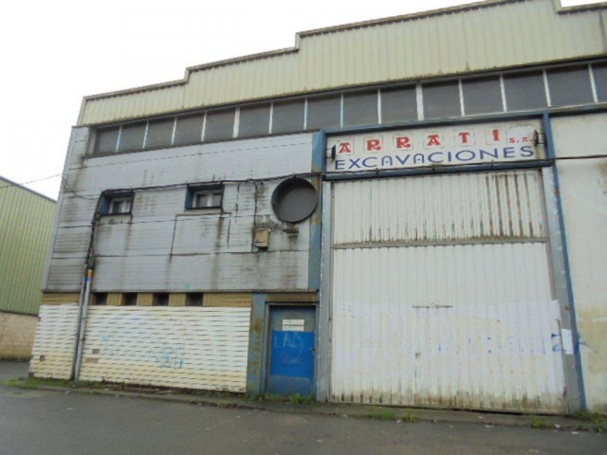 Nave industrial en venta en Lemoa  de 2 Baños y 800 m2 por 518.700 €.