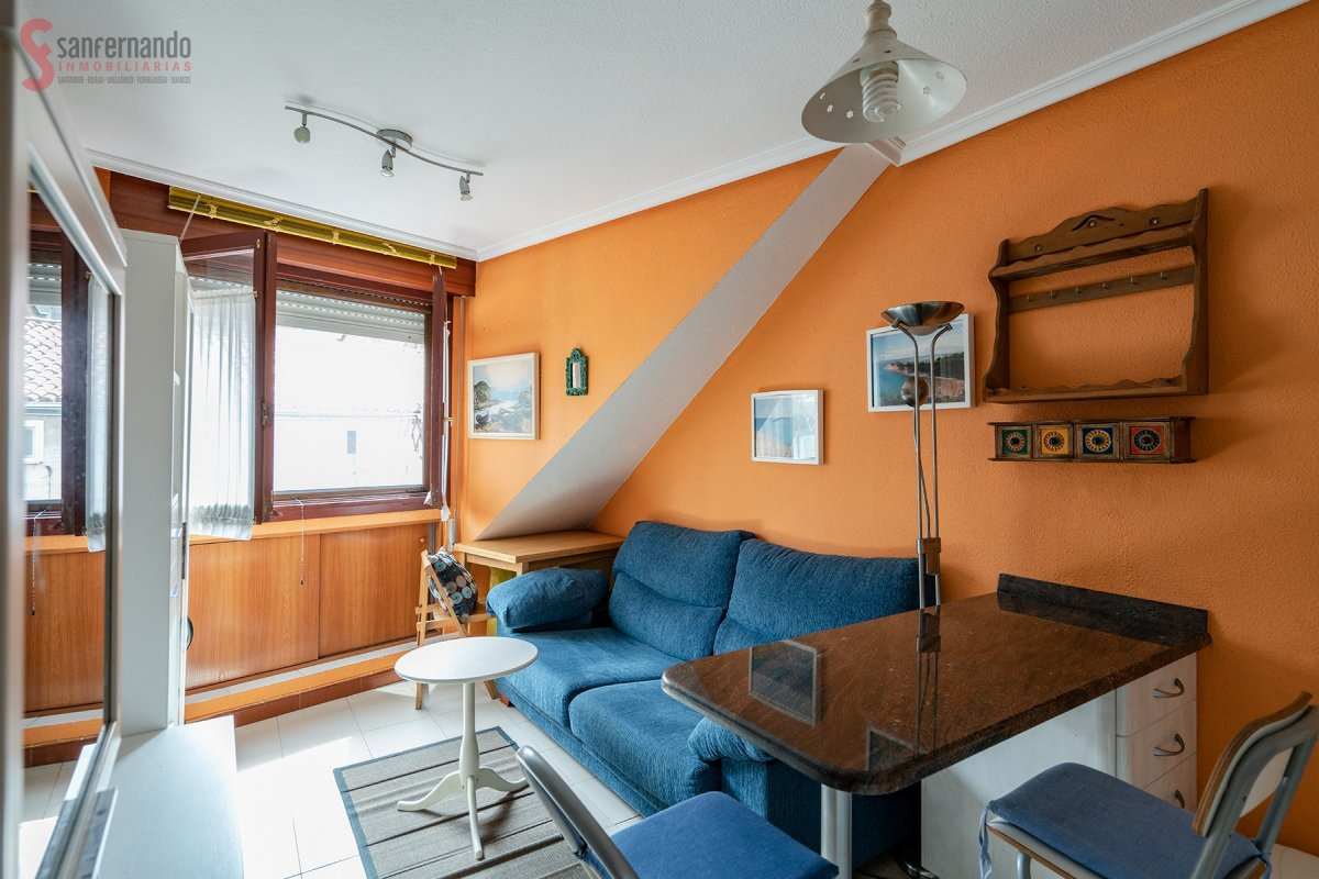 Apartamento en venta en Santander  de 1 Habitación, 1 Baño y 37 m2 por 79.000 €.