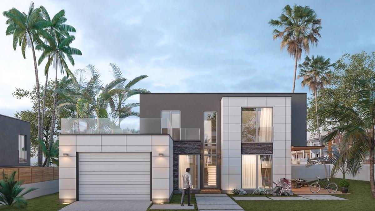 Chalet en venta en Santander  de 4 Habitaciones, 3 Baños y 220 m2 por 375.000 €.