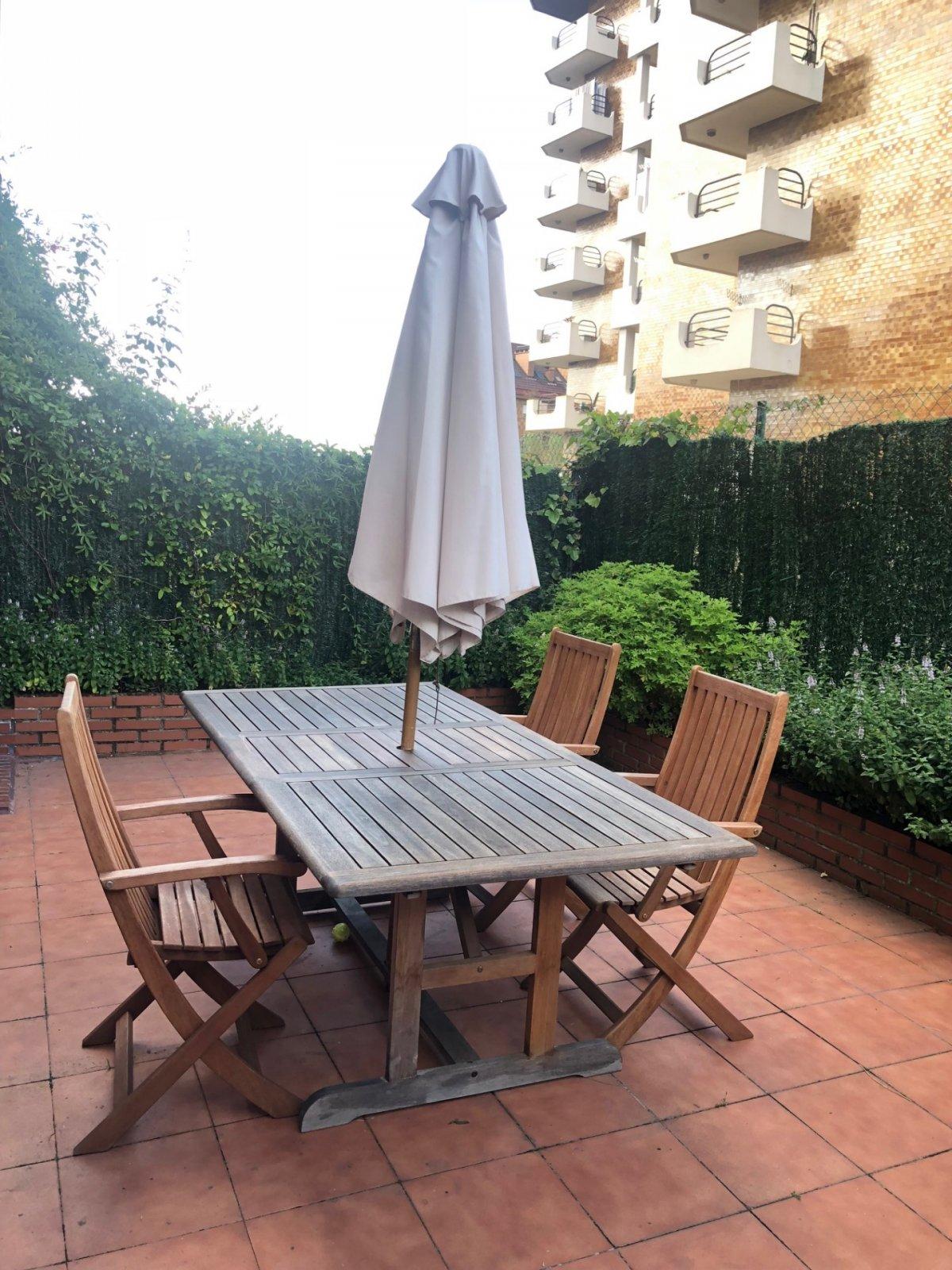 Planta Baja en alquiler temporada en Santander  de 2 Habitaciones, 2 Baños y 154 m2 por 750€/mes.