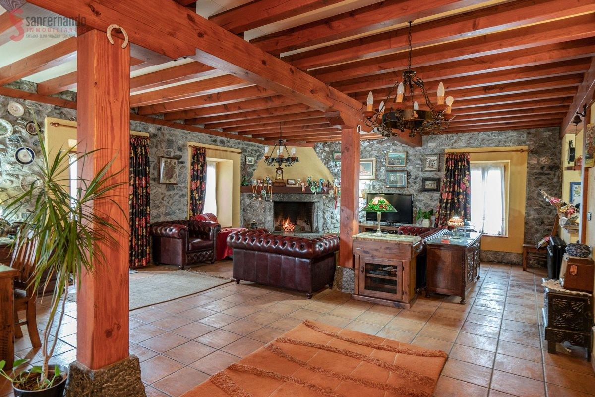 Casa Con Terreno en Hazas De Cesto - CANTABRIA