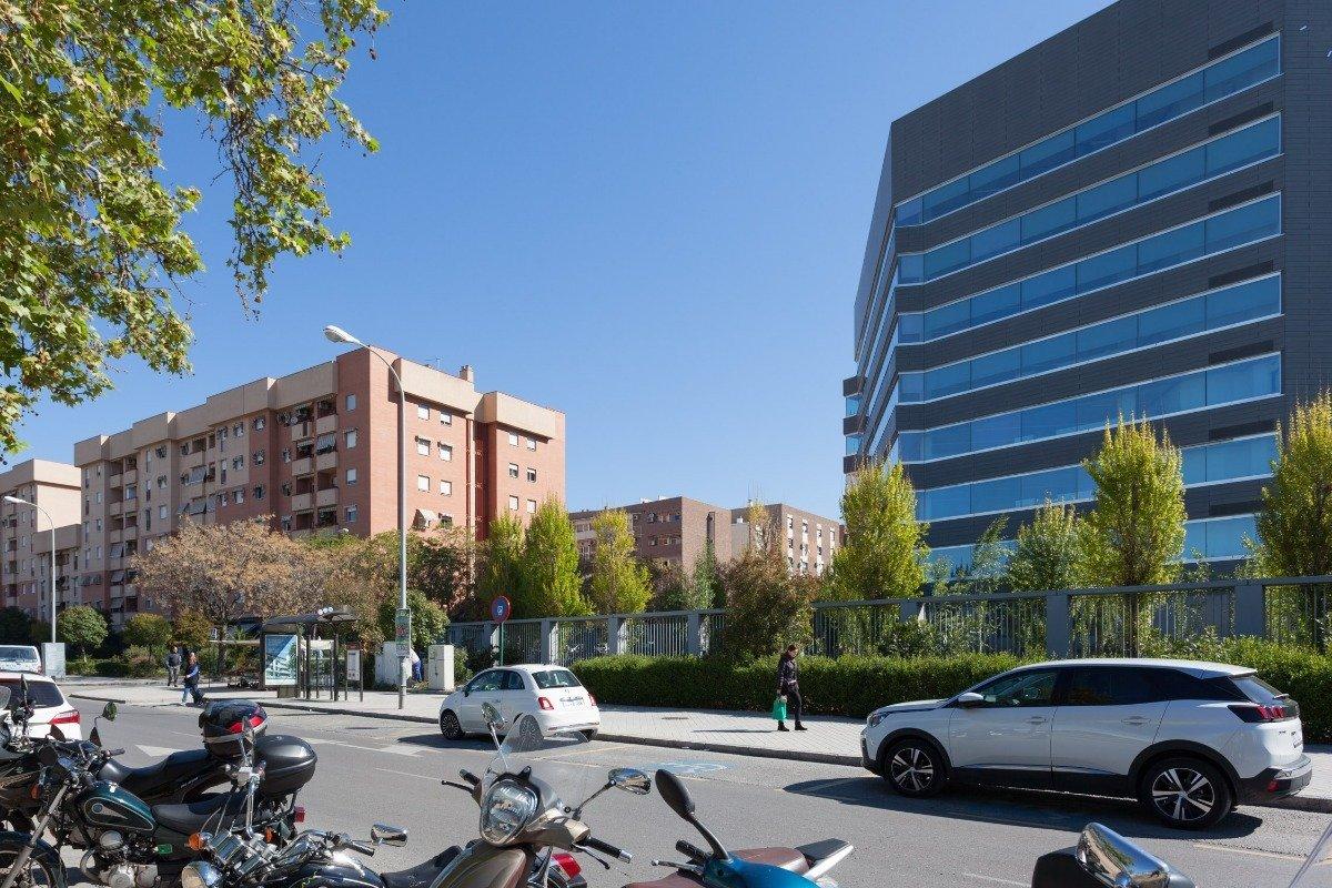 Estacion de autobuses Granada
